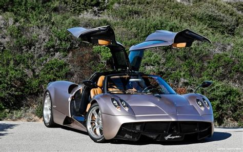 Cars With Wing Doors : Top 5ive Most Awesome Door Designs