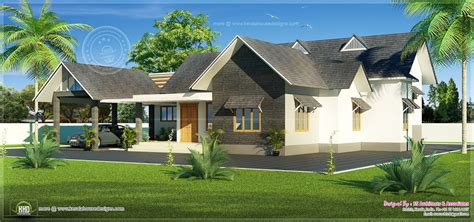 craftman style home plans bungalow house design in 2051 sq home kerala plans