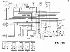 1996 Honda Fourtrax 300 Wiring Diagram