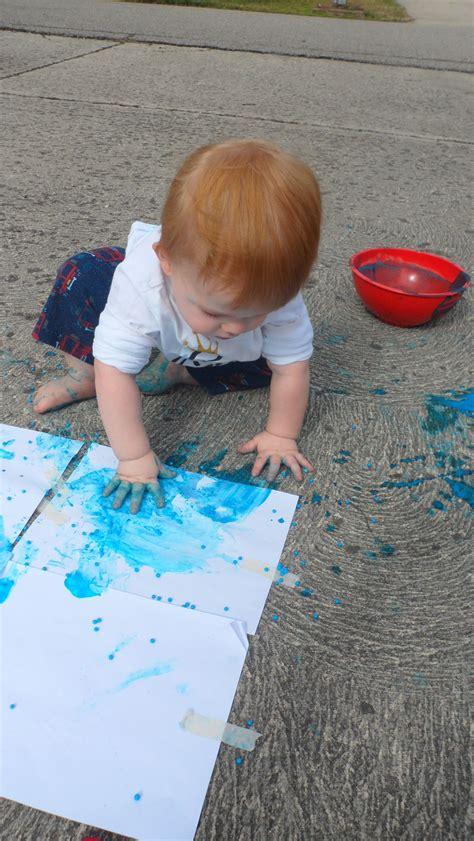 edible finger paint  images preschool activities