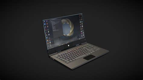 Gaming Laptop Download Free 3d Model By Genoris2