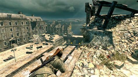 Sniper Elite V2 Gameplay Ita Missione 4 22 Pc Youtube
