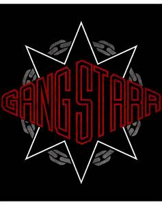 Gang Starr- Men's T Shirt - Music - Men
