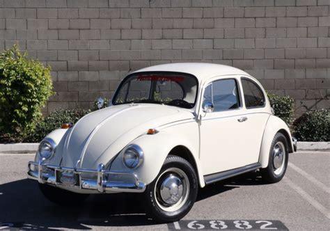 volkswagen beetle 1967 1967 volkswagen beetle for sale on bat auctions closed