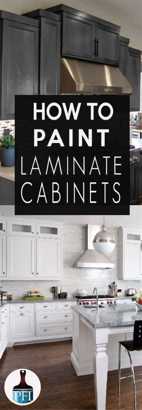 diy painting laminate kitchen cabinets 34 painting hacks and secrets from the pros 8772