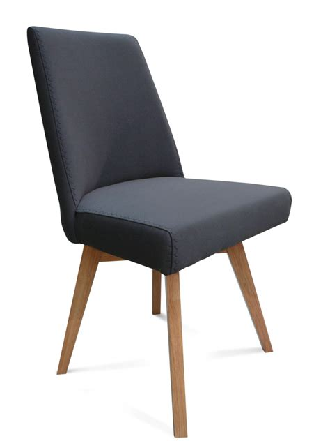swivel dining chair slate  natural leg general