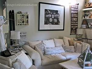 Awesome Cottage Living Room Images 63 Regarding ...
