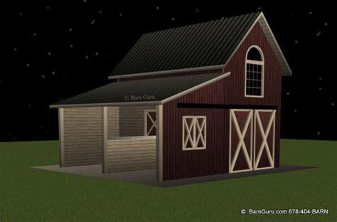 Barn Guru Plans