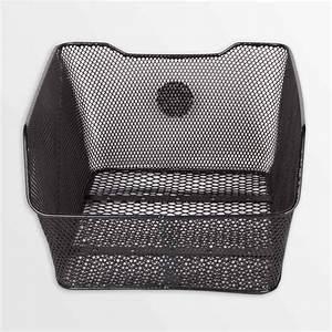 Fahrradkorb Vorne Anbringen : fahrradkorb in xxl f r vorne oder hinten in schwarz ~ Lizthompson.info Haus und Dekorationen