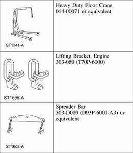 Schematics And Diagrams  How To Replace Engine On Ford Ranger