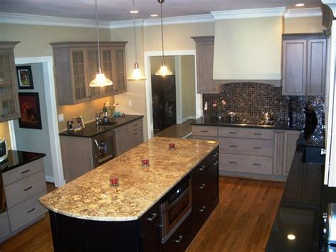 driftwood color kitchen cabinets driftwood gray traditional kitchen wilmington by 6968
