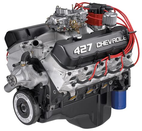Cheap High Horsepower Engines by Chevrolet Performance Zz427 480 Hp Crate Engine Gm