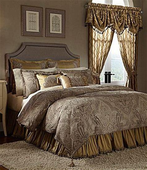 veratex le chateau bedding collection dillards decor