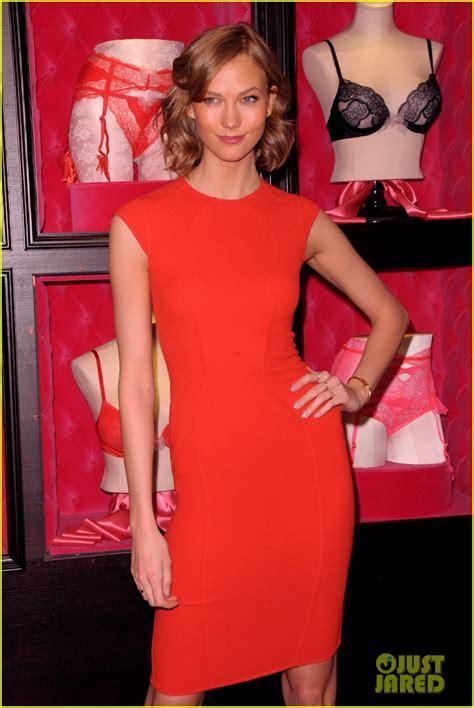 Karlie Kloss Candice Swanepoel Victoria Secret