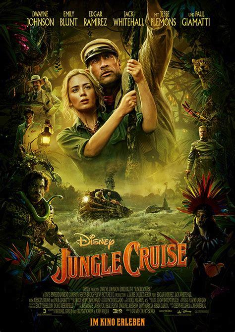 jungle cruise film  kritik trailer info