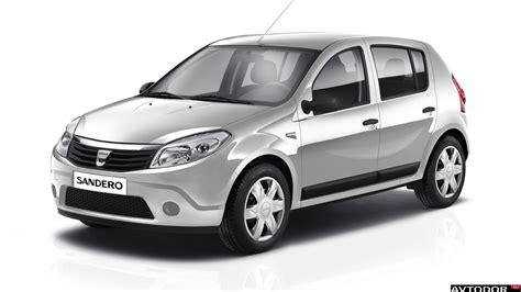 2010 Dacia Sandero Photos, Informations, Articles