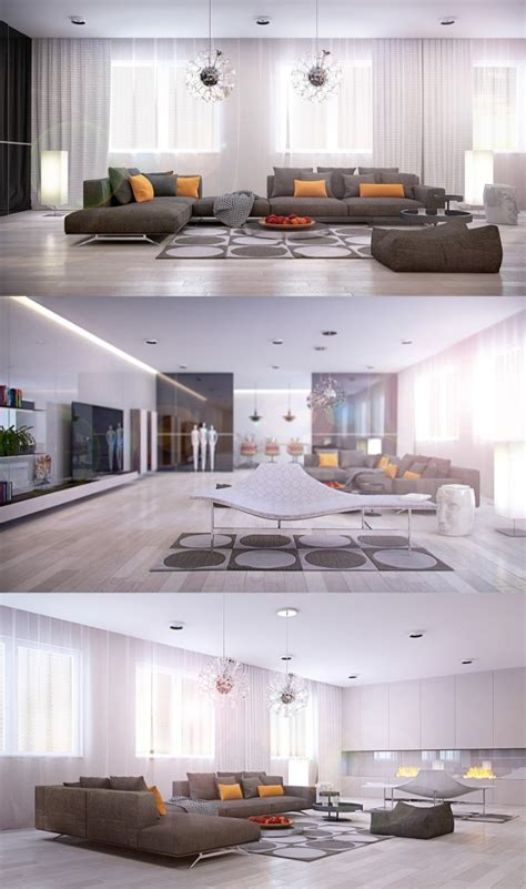 21 Relaxing Living Rooms With Gorgeous Modern Sofas by 21 Relaxing Living Rooms With Gorgeous Modern Sofas