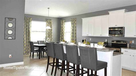 Open Concept Dining & Kitchen Renovation Ideas  Home Tips