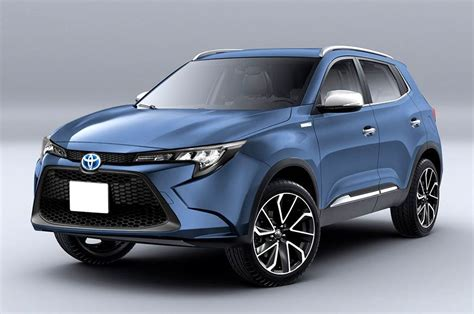What is the difference between a compact suv and a. Will the Toyota's Compact SUV make it to India?