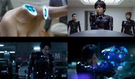 gantz anime movie gantz live action movie blu ray review nerd reactor