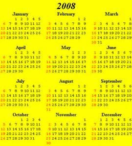 2004 Calendar-Year