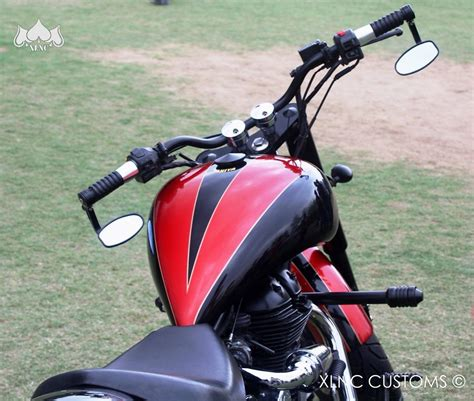 Modified Bikes Showroom In Delhi by Royal Enfield Modified Bikes In Ahmedabad Bicycling And