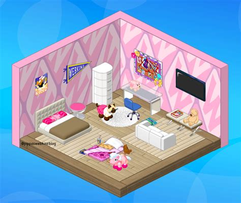 Webkinz Bedroom Themes pippa s webkinz my webkinz house