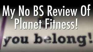 No Bs Planet Fitness Review