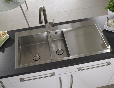 astracast vantage  bowl brushed stainless steel inset sink vnxbhomeskl