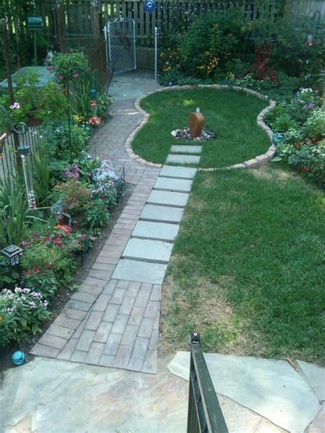 breathtaking eclectic garden designs shining  cool ideas