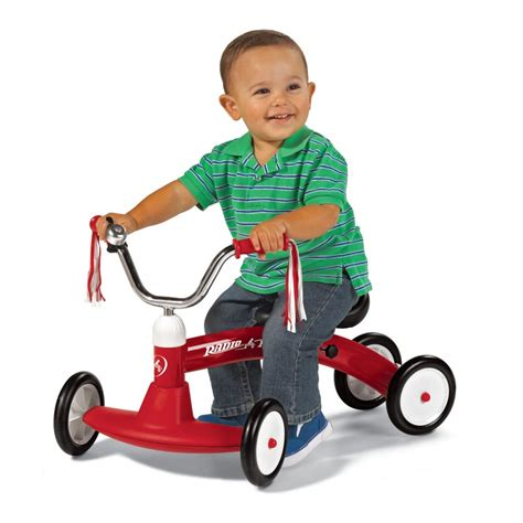 scoot about toddler ride on for ages 1 3 radio flyer 117 | scoot about lifestyle model 20 2