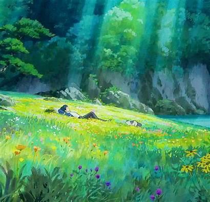 Ghibli Studio Arrietty Animated Secret Gifs Anime