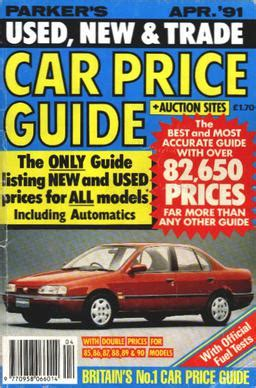 books about cars and how they work 1991 audi 90 auto manual parker s car guides wikipedia