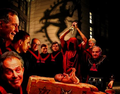 Illuminati Ritual by Illuminati Defector Described Horrifying Satanic Rituals