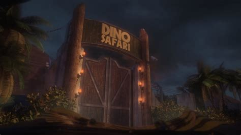 dino safari  trailer official version youtube