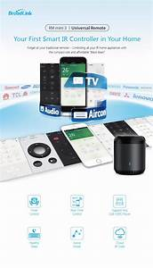 Smart Home Wlan : broadlink rm mini 3 black bean smart home automation ~ Lizthompson.info Haus und Dekorationen