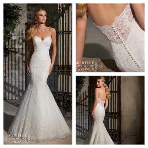 Mori Lee Style 2713 Love The Elegant Alencon Lace On Net