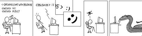 xkcd emoticon