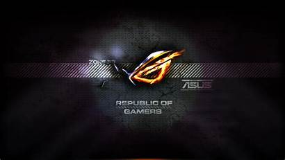 Asus Republic Gamers Cool Rog Chainimage A518