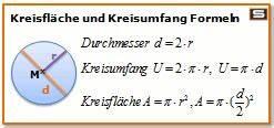 Durchmesser Berechnen Umfang : kurs mathematik abschnitt rechnen mit l ngen ~ Themetempest.com Abrechnung