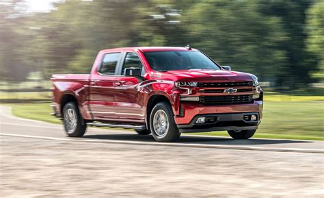 The 2019 Chevy Silverado 1500 Pickup