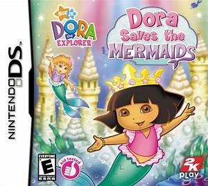 Dora the Explorer: Dora Saves The Mermaids - Nintendo DS - IGN