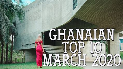 The videos are ranked on the visuals, the artistry, the storyline, the ambiance & much. Top 10 New Ghanaian music videos - March 2020 - YouTube