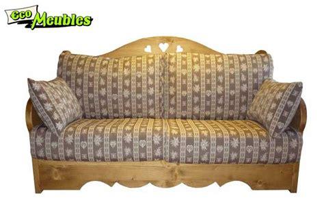 canap convertible style montagne eco meubles jean de sixt meuble style montagne