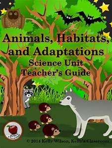 Animals  U0026 Adaptations  Scope  U0026 Sequence  Teachers Guide