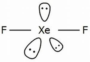 sketch the structure of XeF2 - 8971027 | Meritnation.com