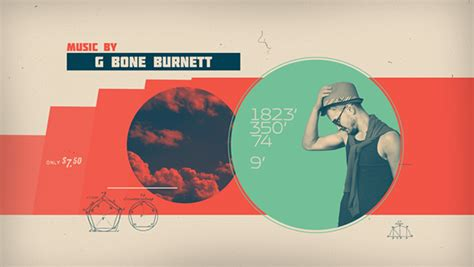 graphic design titles after effects template mysterious titles on behance