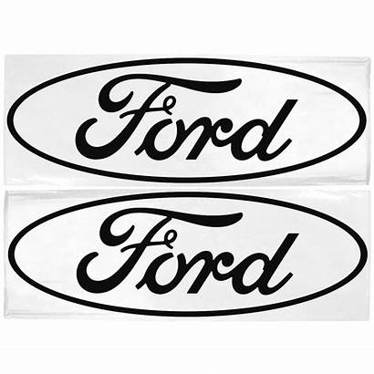 Ford Mustang Vector Raptor Emblem Clipart Decal