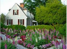 Colonial Williamsburg garden May 2009 Defeat Despair