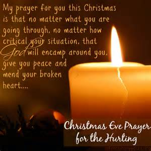 christmas eve prayer for the hurting intentionally yours